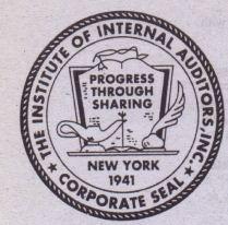 Institute of Internal Auditors