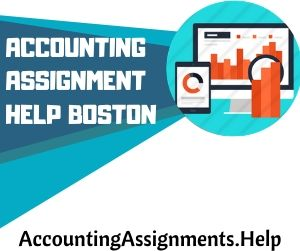 Accounting Assignment Help Boston