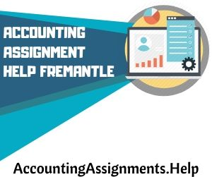 Accounting Assignment Help Fremantle