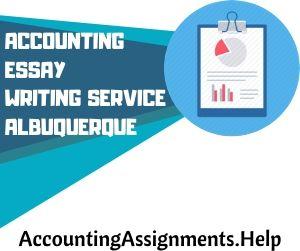 Accounting Essay Writing Service Albuquerque