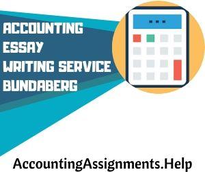 Accounting Essay Writing Service Bundaberg