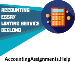 Accounting Essay Writing Service Geelong