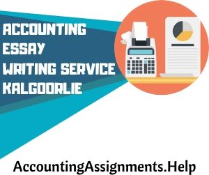 Accounting Essay Writing Service Kalgoorlie