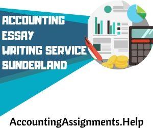 Accounting Essay Writing Service Sunderland