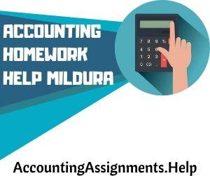 Accounting Homework Help Mildura