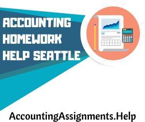 Accounting Homework Help Seattle