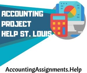 Accounting Project Help St Louis