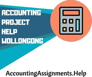 Accounting Project Help Wollongong