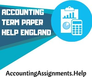 Accounting Term Paper Help England