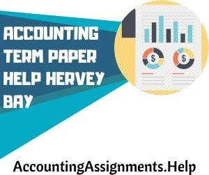Accounting Term Paper Help Hervey Bay
