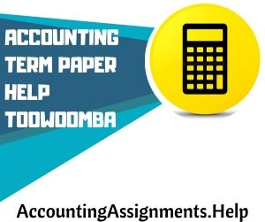 Accounting Term Paper Help Toowoomba