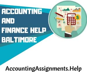 Accounting and Finance Help Baltimore
