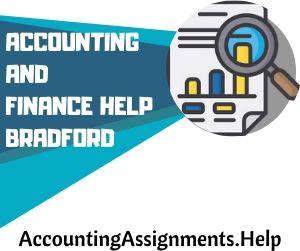 Accounting and Finance Help Bradford