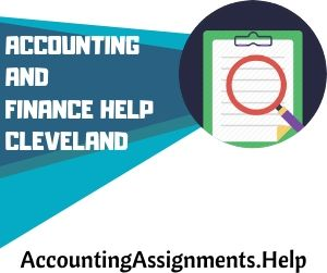 Accounting and Finance Help Cleveland