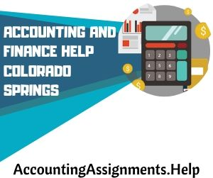 Accounting and Finance Help Colorado Springs