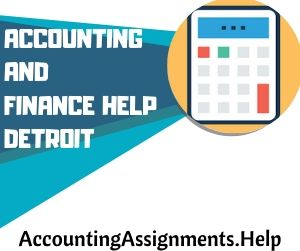 Accounting and Finance Help Detroit