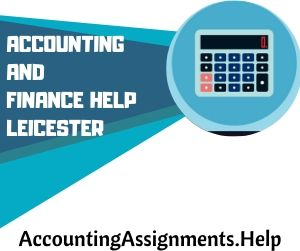 Accounting and Finance Help Leicester