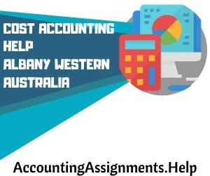 Cost Accounting Help Albany Western Australia