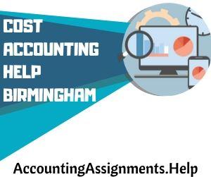 Cost Accounting Help Birmingham