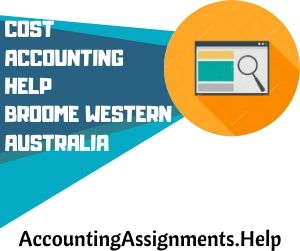 Cost Accounting Help Broome Western Australia