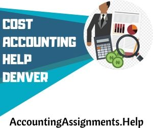 Cost Accounting Help Denver