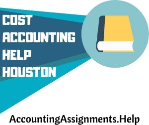 Cost Accounting Help Houston