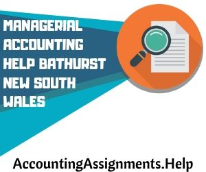Managerial Accounting Help Bathurst New South Wales