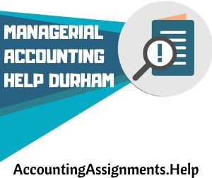 Managerial Accounting Help Durham