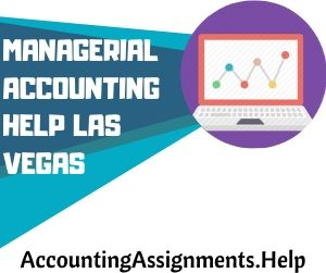 Managerial Accounting Help Las Vegas