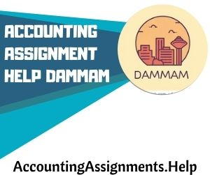 Accounting Assignment Help Dammam