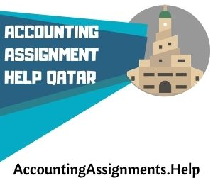 Accounting Assignment Help Qatar