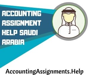 Accounting Assignment Help Saudi Arabia