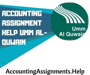 Accounting Assignment Help Umm Al Quwain