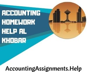 Accounting Homework Help Al Khobar