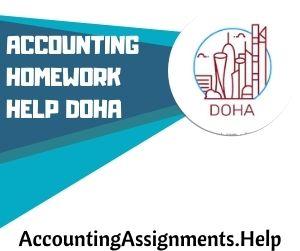 Accounting Homework Help Doha