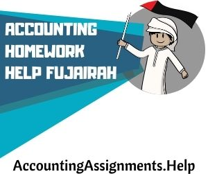 Accounting Homework Help Fujairah