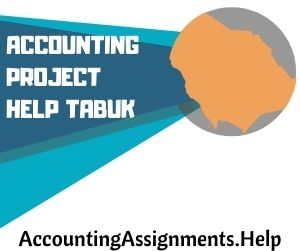 Accounting Project Help Tabuk